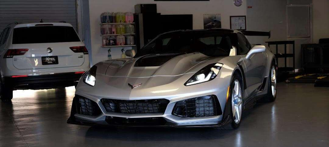 XPEL Paint Protection Film ZR1